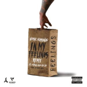 Verse Simmonds - In My Feelings (Remix) ft. Akon, Pitbull & Ayo Jay